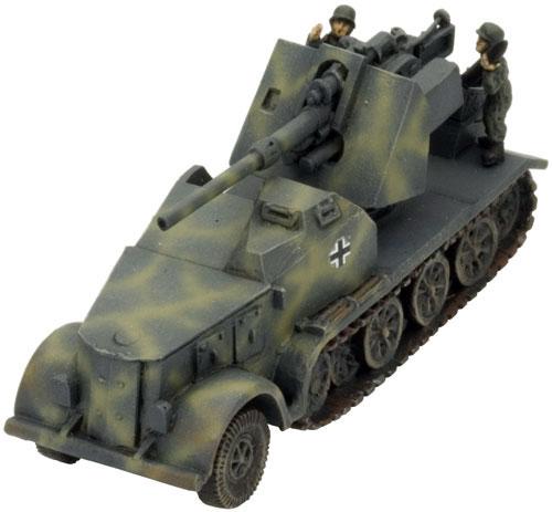 8.8cm FlaK18 Sfl Tank-hunter (GBX42)