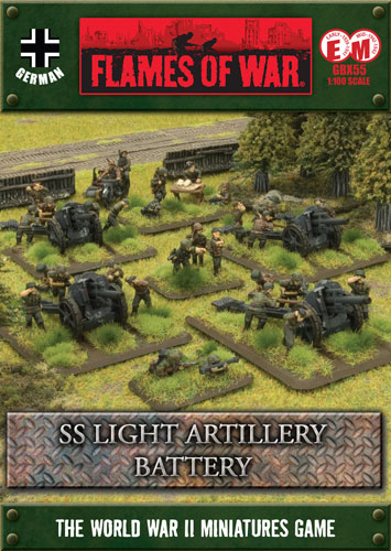 SS Light Artillery Battery (GBX55)