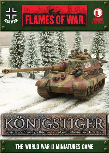 Königstiger (GBX69)