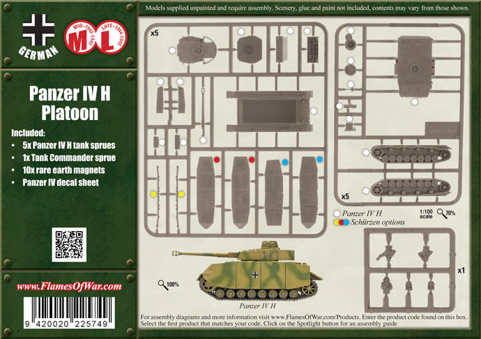 The Panzer IV H: Using the German Workhorse
