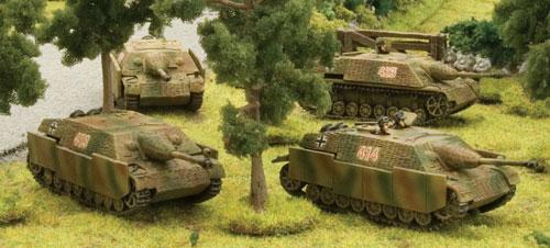 Jagdpanzer IVs