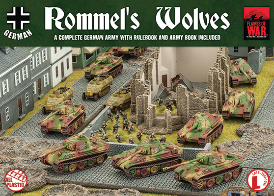 Rommel's Wolves (GEAB13)