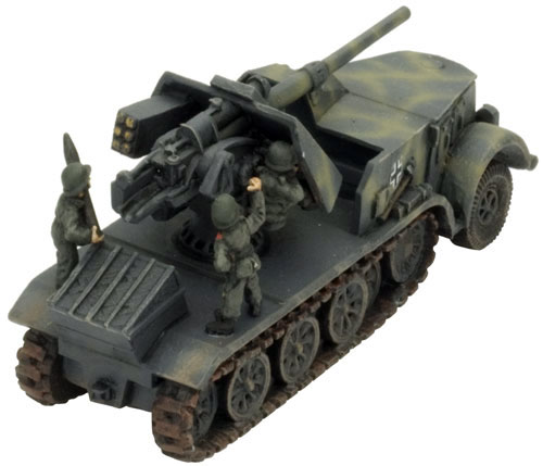 8.8cm FlaK18 Sfl Tank-hunter (MM11)