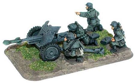 3.7cm PaK36 gun