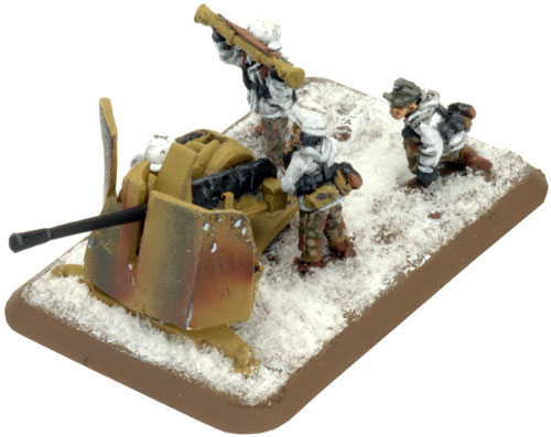 3.7cm FlaK43 Platoon (Winter) (GE549)