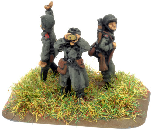 21cm Nebelwerfer Battery Command Team (GE592)