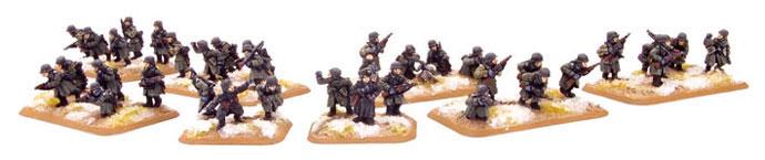 Grenadier Platoon (Greatcoats, 3 Squads)