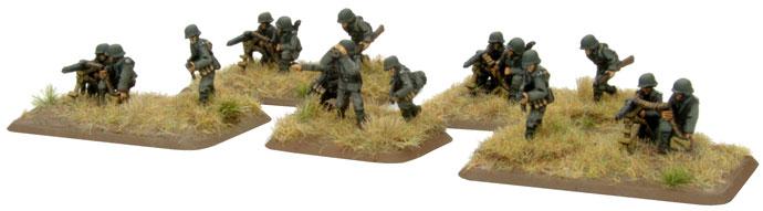 Machine-gun Platoon (late) (GE734)