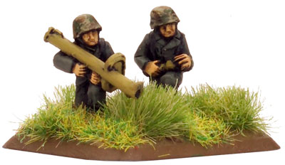 Panzer Lehr Tank-hunter team (Panzerschreck)