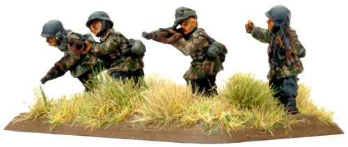 Luftwaffe Rifle/MG team