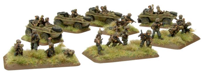 SS-Scout Tank-hunter Platoon