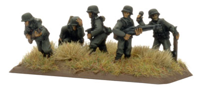 Panzerfaust MG team
