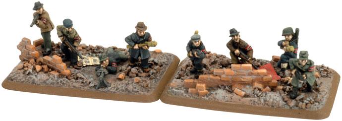 Volkssturm Platoon (GE823)