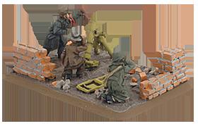 Volkssturm Mortar Platoon (GE825)