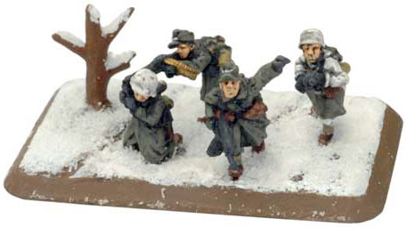Panzergrenadier Platoon (Winter) (GE842)