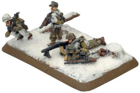 Panzergrenadier Platoon (Winter) (GE842)
