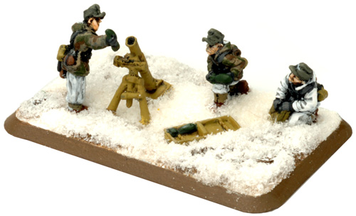 Mortar Platoon (Winter) (GE845)