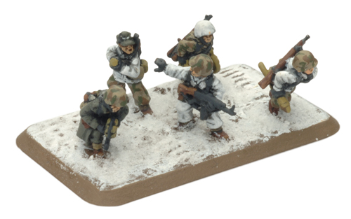 Pioneer Platoon (Winter) (GE847)