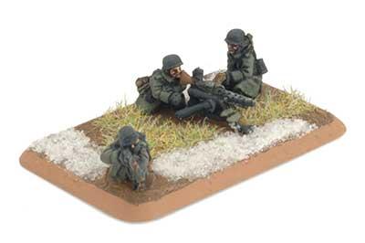 HMG  Platoon (Greatcoat) (GE864)