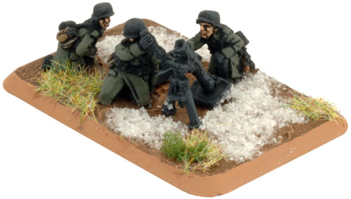 Mortar  Platoon (Greatcoat) (GE865)