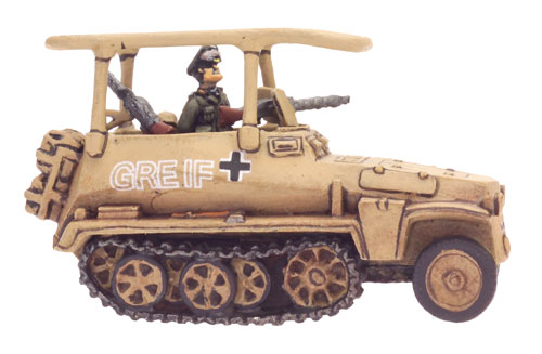 Feldmarschall Erwin Rommel and Greif (GE885)