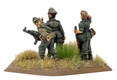 General Der Panzertruppen Dietrich Von Saucken