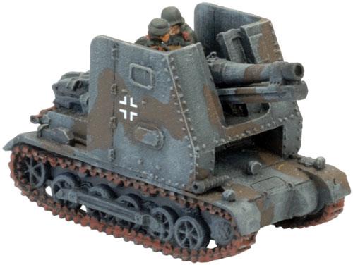 6-rad SdKfz 231 x2 Battlefront Miniatures GE320