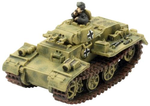 Panzer I F Light Tank (GE007)