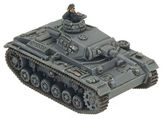 Panzer III J (GE033)