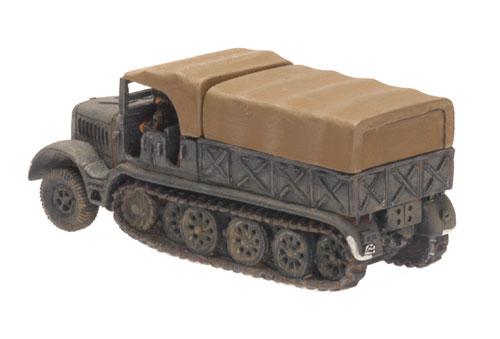 SdKfz 9 (18t) Famo (GE600)