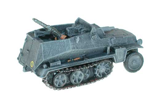 Sd Kfz 250/8 (7.5cm), Early Version (GE207)