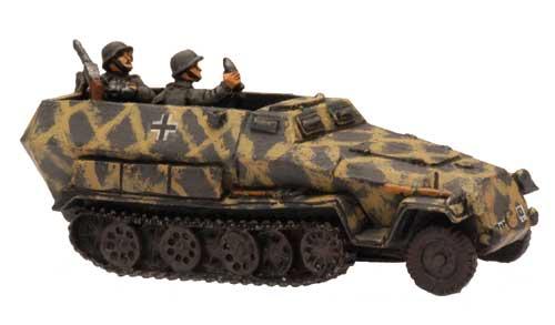 Sd Kfz 251/2c (8cm) (GE244)