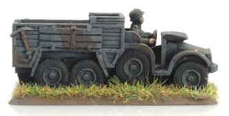 Krupp Kfz 70 truck (GE421)