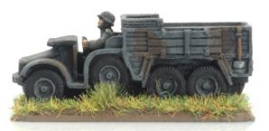 Flames of War German: Krupp Kfz 70 Truck Schutzen GE421