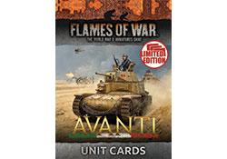 Battlefront Flames of War Mission Cards FW009-M