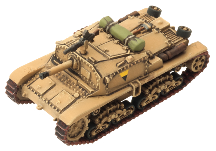 Click here to learn how to assemble the Semovente...