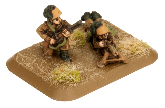Click here to learn how to assemble the Bersaglieri Assault Engineer Platoon...