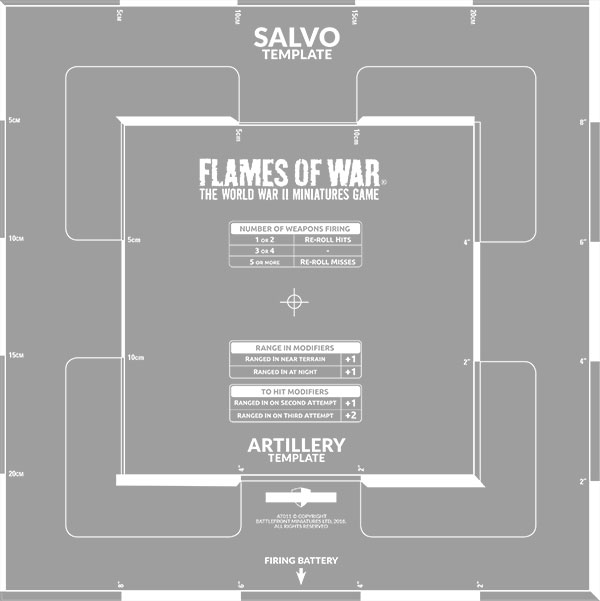 Salvo Template  (AT011)