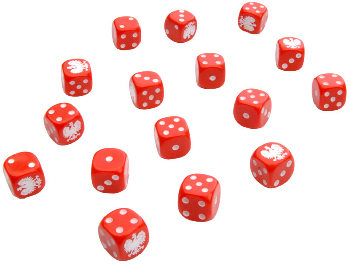 Polish Dice Set (DD011)
