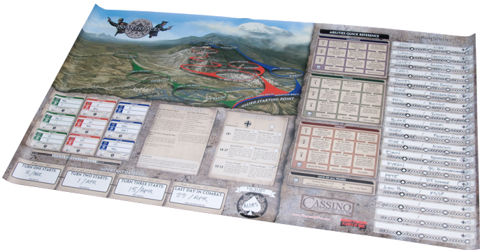 Cassino Officer's Campaign Pack (FW219A)