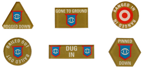 Guards Armoured Division Tokens