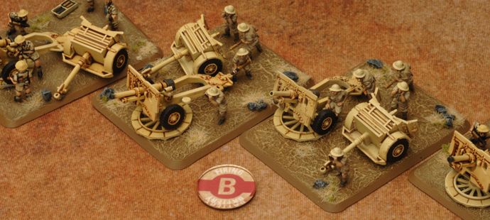 Desert Mission Token Set (TK101)