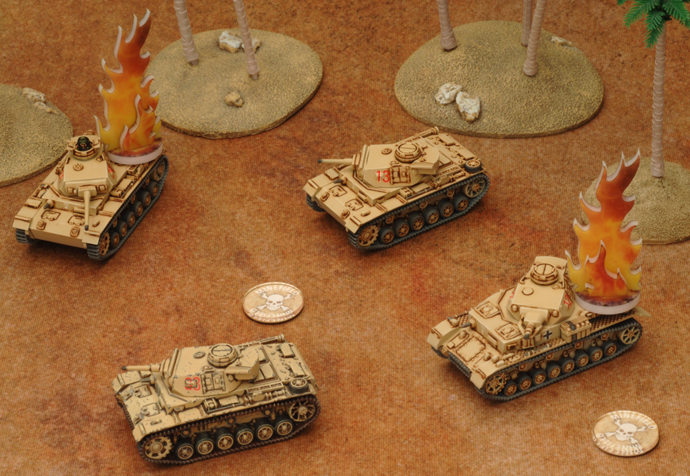 Desert Mission Token Set (TK101)
