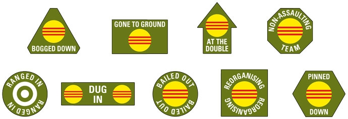 ARVN Token Set (VE009)