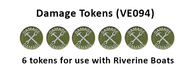 Damage Tokens (VE094)