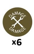 Damage Tokens (VE094)