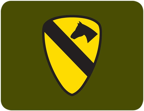 1st Cavalry Division (Airmobile) Objective Set (VE102)