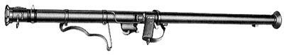 M9 Bazooka introduced in 1944