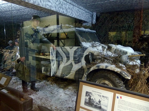 La Roche Museum of the Battle of the Ardennes