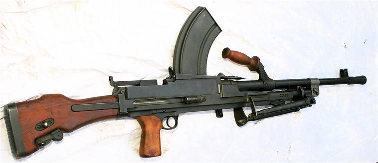 burton light machine rifle